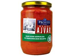 PRONTO AJVAR BLAGI 720ML. delivery