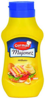 MAJONEZ DELIKATES GURMAN 500ML. delivery