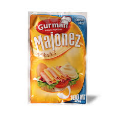 MAJONEZ DELIKATES GURMAN 100ML. delivery