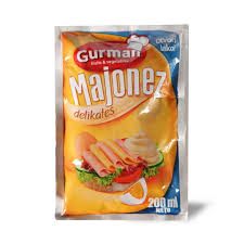 MAJONEZ DELIKATES GURMAN 200ML. delivery