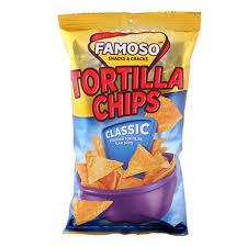 FAMOSO TORTILLA CLASSIC 85G delivery