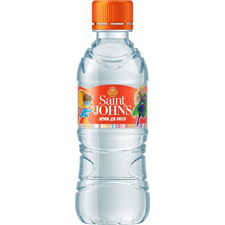 SAINT JOHNS BABY VODA  0,5L. PET dostava