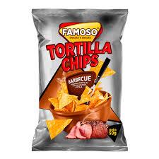 FAMOSO TORTILLA ČIPS ROŠTILJ 150GR delivery
