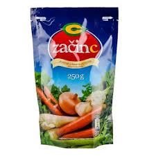 ZACIN C 250GR +  dostava