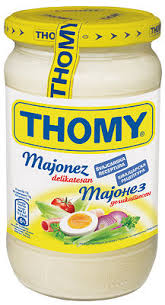 THOMY MAJONEZ 611GR. delivery