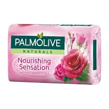 PALMOLIVE MILK  and  ROSE 90G delivery