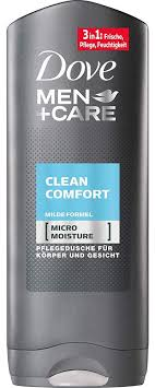 DOVE TUŠ 250ML. M.CLEAN COMFORT dostava