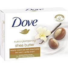 DOVE SHEA  BUTTER 100G delivery