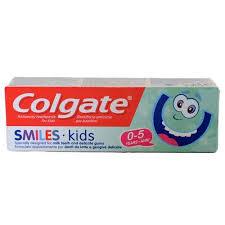 Colgate zubna pasta Smiles 50ml. 0-5 godina dostava