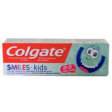 Colgate zubna pasta Smiles 50ml. 0-5 godina delivery