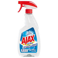 AJAX GLASS CRYSTAL CLEAN TRIGGER 500ML delivery