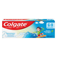 COLGATE PASTA SMILES 50ML.  6-9 GODINA delivery