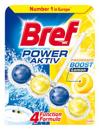 BREF POWER ACTIVE LEMON 53G delivery