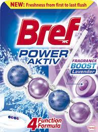 Osveživač Bref power aktiv Lavender 50gr. - Henkel delivery