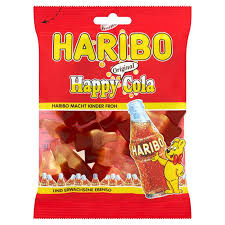 HARIBO HAPPY COLA 100G dostava