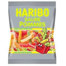 HARIBO BOMB SAUR POMES 100G dostava