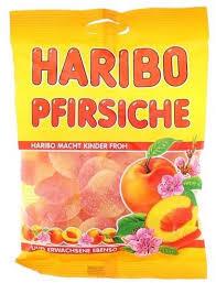HARIBO PFIRSLCHE 100G dostava
