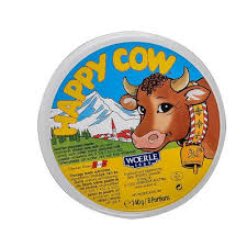 HAPPY COW SIR REGULAR 140G delivery